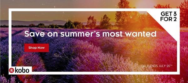 Kobo Summer 2