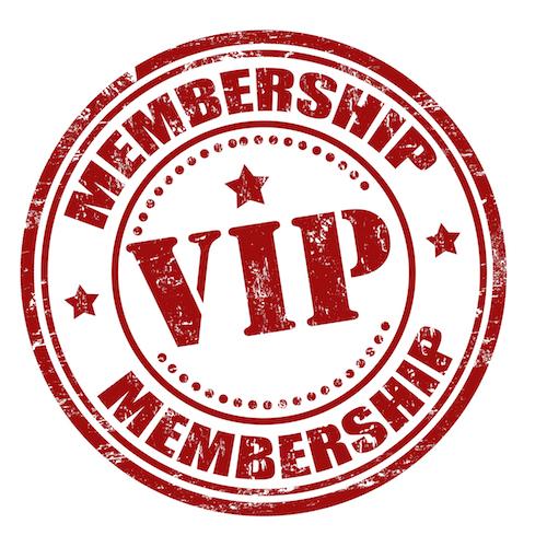 VIP stamp - small